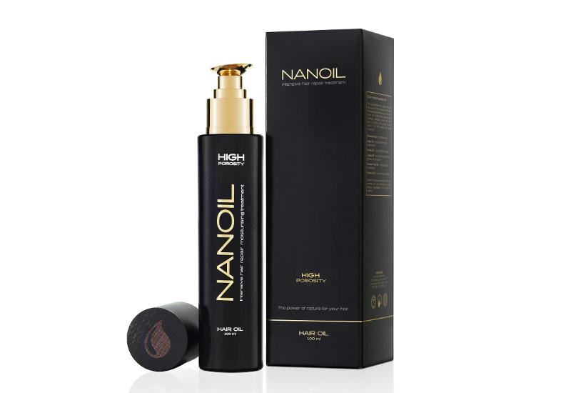 NANOIL Haarolie - Veelzijdige behandeling